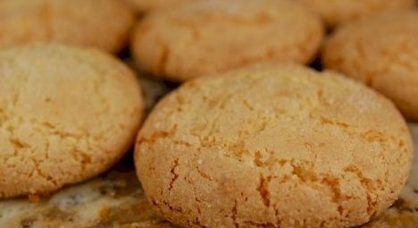 Amaretto cookies photo 5