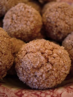 Amaretto cookies photo 1
