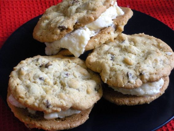 Amaretto cookies photo 7