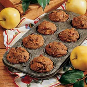 Apple bran muffins photo 2