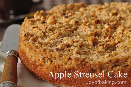 Apple cake photo 2