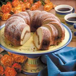 Apple coffee cake photo 1