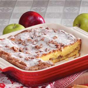 Apple coffee cake photo 3