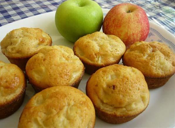 Apple muffins photo 2