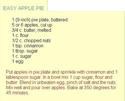 Apple pie photo 2