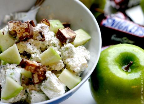 Apple salad photo 3