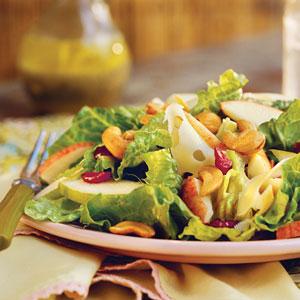 Apple salad photo 1