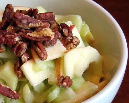 Apple salad photo 2
