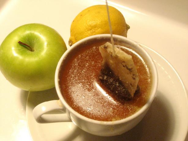 Apple tea cooler photo 1
