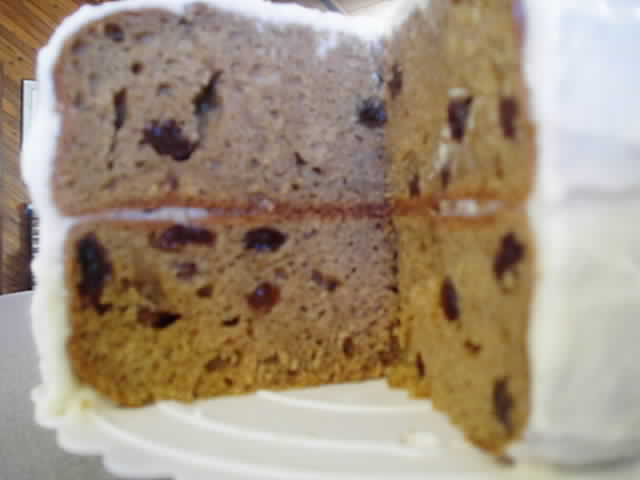 Applesauce cake photo 3
