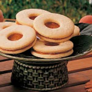 Apricot cookies photo 2
