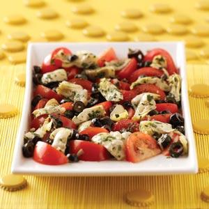 Artichoke salad photo 3