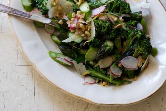 Asparagus salad photo 3