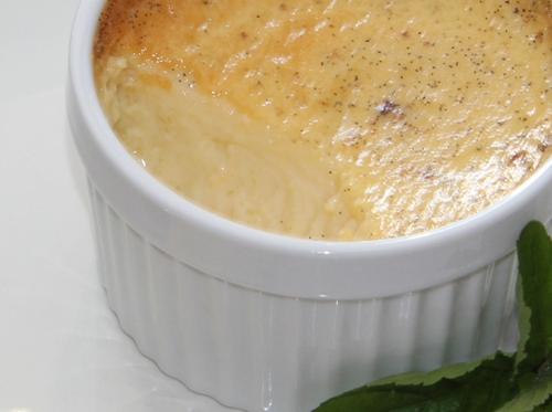 Baked custard photo 3