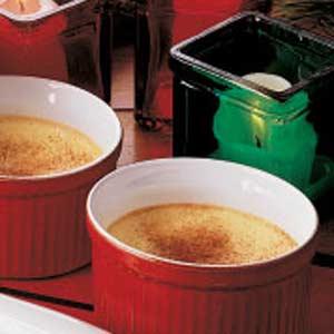 Baked custard photo 1