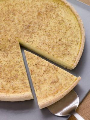 Baked custard photo 2