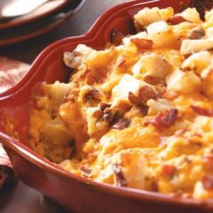 Baked potato casserole photo 2