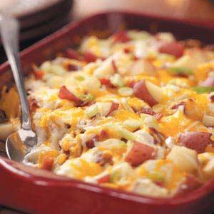 Baked potato casserole photo 3