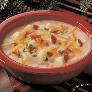 Baked potato soup photo 2