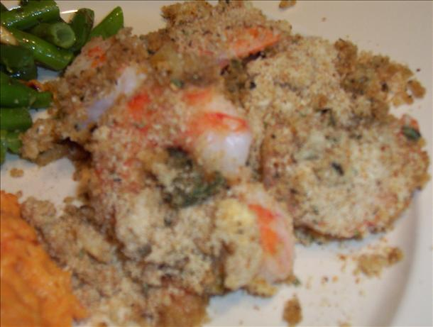 Baked stuffed shrimp photo 2