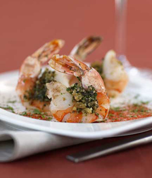 Baked stuffed shrimp photo 1