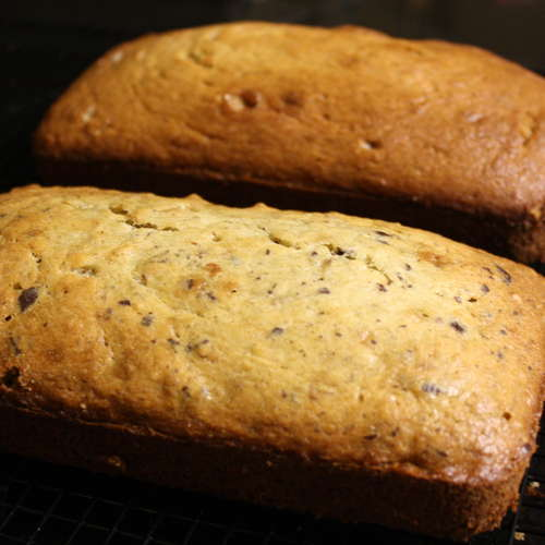 Banana bread photo 1