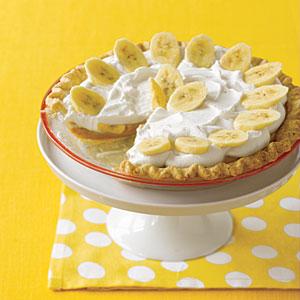 Banana cream pie photo 1
