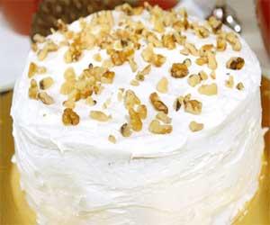 Banana-nut cake photo 3