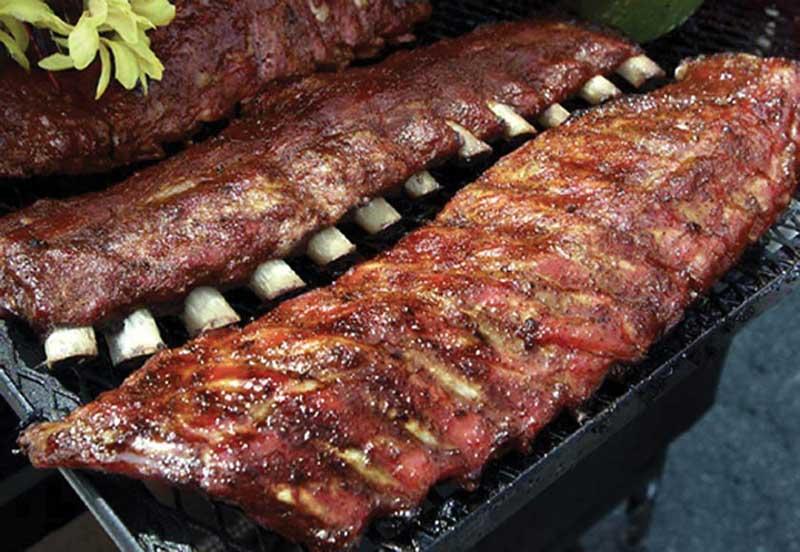 Barbecue rib sauce photo 1