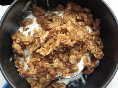Basic granola photo 1