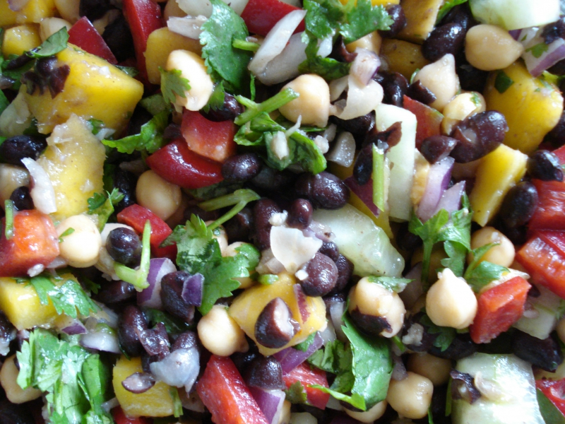 Bean salad photo 3