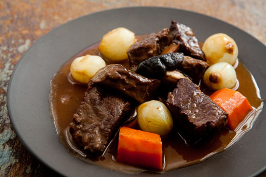 Beef bourguignon photo 3