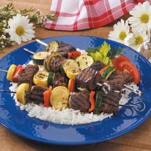 Beef shish kabobs photo 3