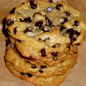 Big batch chocolate chip cookies photo 1