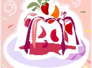 Bing cherry salad photo 2