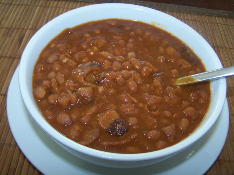 Boston baked beans photo 1