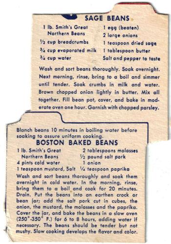 Boston baked beans photo 2
