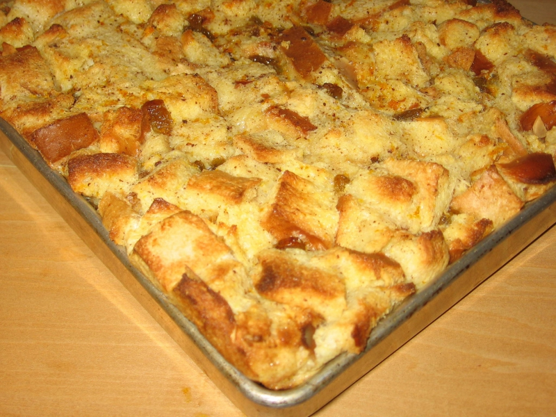 Bread pudding photo 2