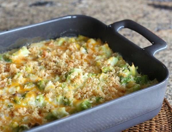 Broccoli and rice casserole photo 1
