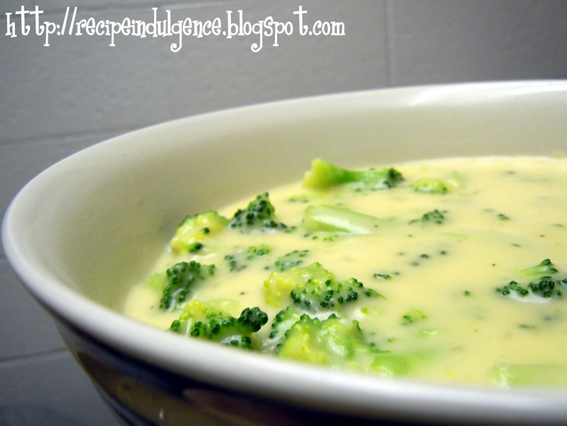 Broccoli cheese soup photo 2