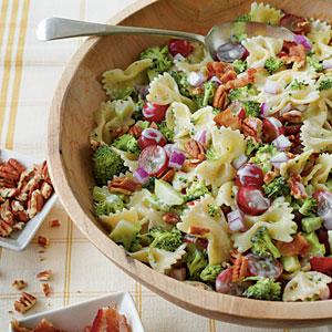 Broccoli pasta salad photo 3