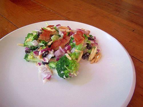 Broccoli salad photo 3