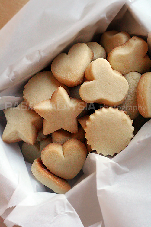 Butter cookies photo 2