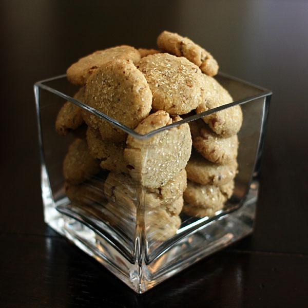 Butter pecan cookies photo 6