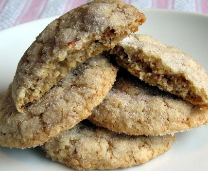 Butter pecan cookies photo 2