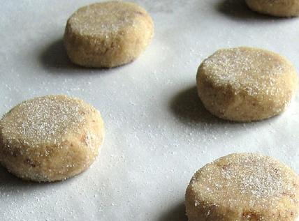 Butter pecan cookies photo 1
