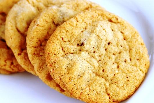 Butter pecan cookies photo 3