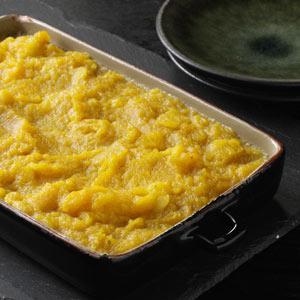 Butternut squash casserole photo 2