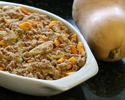 Butternut squash casserole photo 3