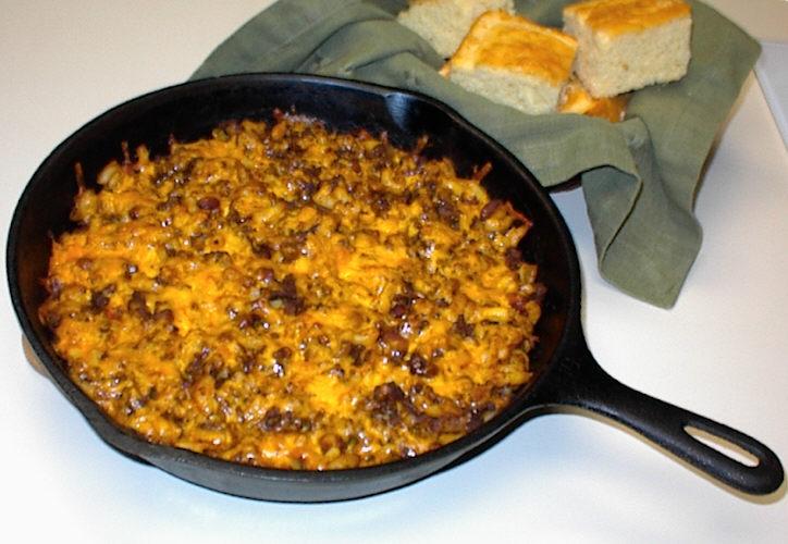 Cabbage casserole photo 2